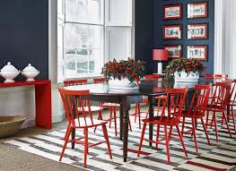 best 25 red dining chairs ideas on pinterest red dining rooms