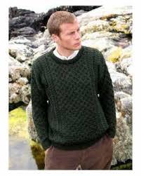 green sweater merino crew neck sweater c 1949