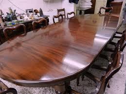 Antique Mahogany Dining Room Furniture Antique Mahogany Dining Table Table Design The Beautiful