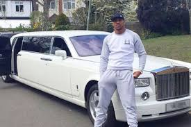 roll royce wraith rick ross anthony joshua shows off his white 600k rolls royce phantom