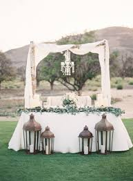sweetheart table ideas wedding receptions trendy bride magazine