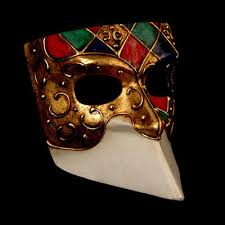 bauta mask mens bauta casanova venetian venetian masquerade mask
