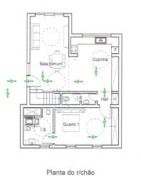 Villa Rustica Floor Plan by Casa Da Praia Algarve Holiday Rentals