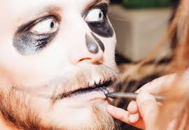 makeup artist for halloween culture made for fashion hannah weiland mac cosmetics