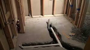 pleasing building a bathroom in the basement wellsuited question