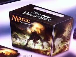 Magic The Gathering Sliver Deck Standard by Isd Ultra Pro Deck Box With Werewolves The Rumor Mill Magic