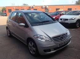 mercedes a class history 2005 mercedes a class diesel runner with history and mot in