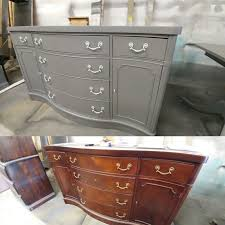 used furniture kitchener whimsical furnishings clay chalk mineral paint painted