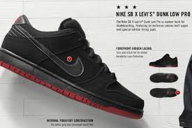 Nike Levis chiefchapree net swoosh special edition raffle for levi s x