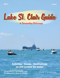 lake st clair lake st clair guide