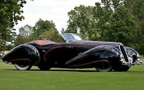 incredible gallery of art deco vehicles twistedsifter