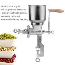 moulin graines de cuisine manuel moulin à céréales moulin à grains broyeur broyage