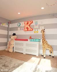 colorful circus gender neutral nursery project nursery