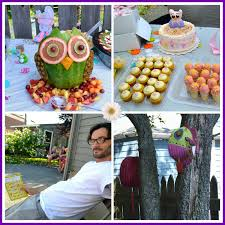 owl decorations for baby shower owl baby shower ideas wblqual
