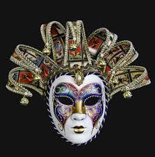 venetian jester mask carta alta venetian masks jolly joker jester masks masked