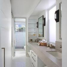 Recessed Bathroom Shelving Recessed Bathroom Shelving Design Ideas