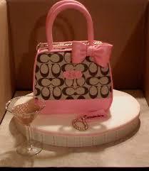 cake purse designer handbag cakes coach purse cakes sculpted cakes and