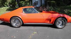 vintage corvette classic cars 1976 corvette stingray youtube