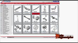 iveco power 2016 epc spare parts catalogue iveco youtube
