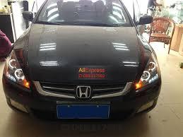 Honda Accord Lights Aliexpress Com Buy For Gen 7 Honda Accord Angel Eye Projector