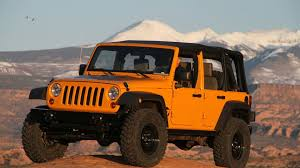 jeep safari truck chrysler reveals moparized jeep and ram trucks at moab easter jeep