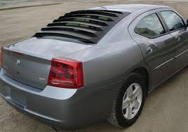 dodge charger louvers rear window louvers page 5 dodge charger forums
