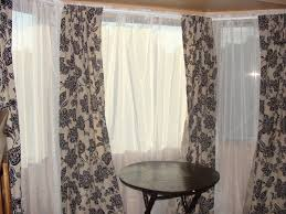 Black And White Curtain Designs Simply Amazing Black And White Curtains To Decorate