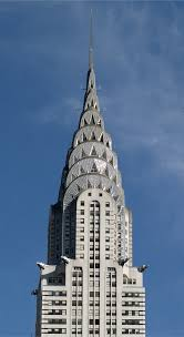 Art Deco Style The Chrysler Building Is An Art Deco Style Skyscraper Located On