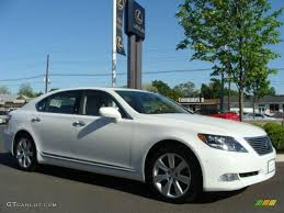 touch up paint lexus ls 460 2008 starfire white pearl lexus ls 600h l hybrid 9561141 photo 3