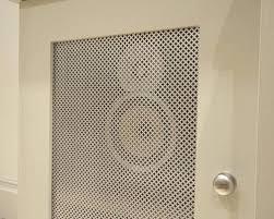 Cabinet Door Mesh Inserts Speaker Mesh For Cabinet Doors Exle Of A Classic Home Design