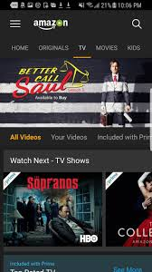 amazon black friday android app best tv streaming app netflix vs hulu vs amazon prime vs hbo