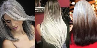 salt pepper hair styles salt and pepper hairstyles photos and video tutorials