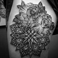 mandala tattoo glasgow forevermore tattoo parlour