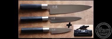 malette cuisine professionnel 3 couteaux de cuisine et la mallette la coutellerie des chefs