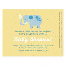 baby shower paper baby shower invitations catalog botanical paperworks