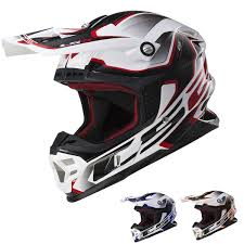 Ls2 Mx Light Compass Dirt Bike Helmet Jafrum