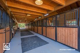 horse barn blueprints horse barn kits dc structures