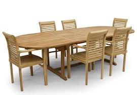 Teak Outdoor Dining Table And Chairs Teak Outdoor Chairs