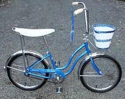 vintage blue 1964 schwinn j 88 fair lady stingray bicycle s7
