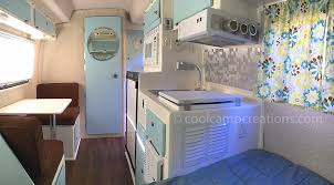 casita travel trailer interior remodel cool stuff for cool