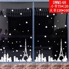 Christmas Decoration For Glass Door by China Christmas Glass Decoration China Christmas Glass Decoration