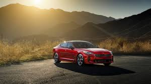 2018 kia stinger will start at 32 795 autoblog