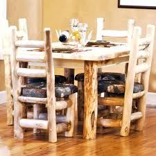 Large Kitchen Tables And Chairs by Rustic Dining Table Sets U2013 Thelt Co