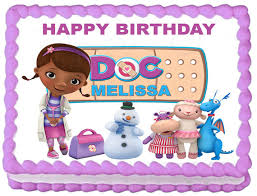 doc mcstuffins edible image doc mcstuffins edible image cake topper by sweetiescaketoppers