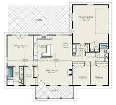 one floor house plans one level open floor house plans rotunda info
