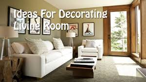 Ideas For Decorating Living Room Quick And Easy Living Room - Ideas for decorating a living room on a budget