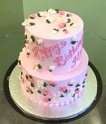 flower birthday cake recipes image inspiration cake