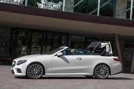 maserati convertible 2018 2018 mercedes benz e class cabriolet quick review