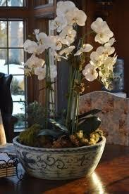 faux orchids faux orchid arrangements foter