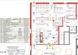 plan cuisine restaurant normes plan d aménagement de cuisine professionnelle idée de modèle de